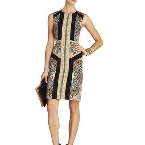 BCBGMAxazria Multicolor Dress - NWT